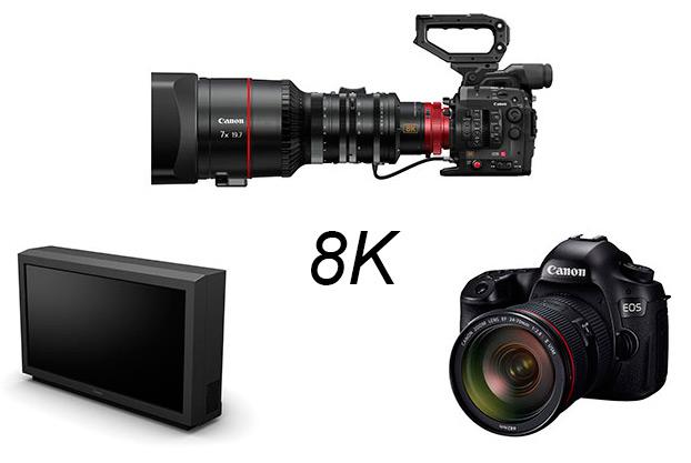 Canon8K